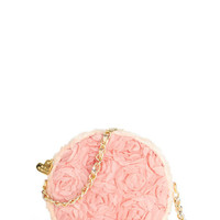 Betsey Johnson Quirky Betsey Johnson Everyone Rose Bag