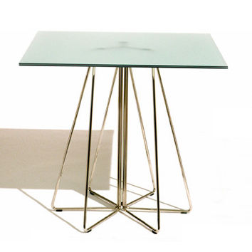 paperclip table - square