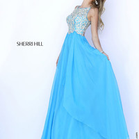 Sherri Hill - 5203 - Prom Dress - Prom Gown - 5203