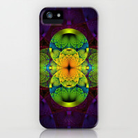 Abstract for a Sunday Afternoon iPhone Case by Lyle Hatch | Society6