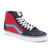 Vans SK8 Hi Shoe - Mens Shoes - Blue