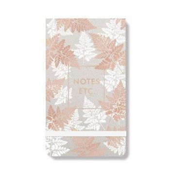 Wild Ferns Purse Notepad, Journals and Housewares by Fringe Studio