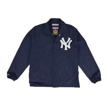 Assistant Coach Jacket New York Yankees | Mitchell & Ness