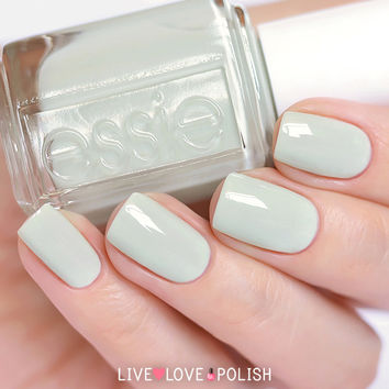 Essie Absolutely Shore Nail Polish from Live Love Polish ...