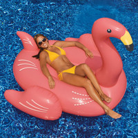 Swimline Giant Flamingo Ride-On Float - Overton's