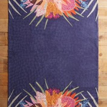 Opuntia Rug by Anthropologie in Pink Size: