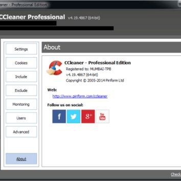 CCleaner 5.16 Crack Full Serial Key Download
