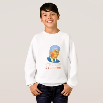 Donald Trump Republican 2016 Sweatshirt