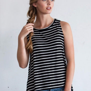 Karen Striped Tank