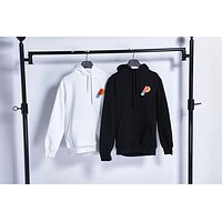 Palace Fleece Cotton Classic Hooded Sweater S-XXL
