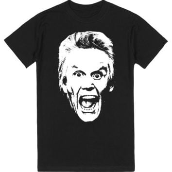 Gary Busey Face Shirt