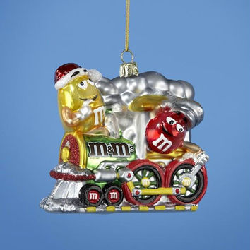 Christmas Ornament - M&ms Officially Licensed