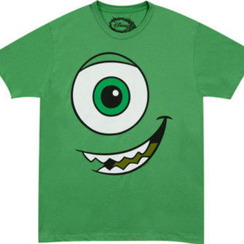 Mike Wazowski Costume Shirt by 80stees - Teenormous.com