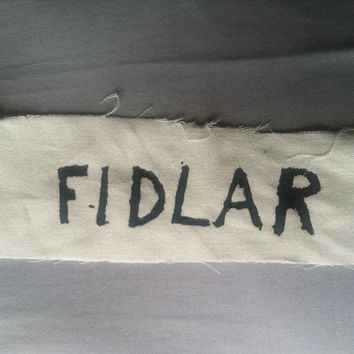 FIDLAR patch