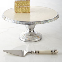 Classic Cake Server - Julia Knight