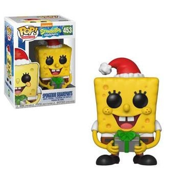 SpongeBob Squarepants Funko Pop! Animation SpongeBob Holiday
