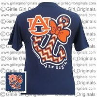 Auburn : Girlie Girl™ Originals - Great T-Shirts for Girlie Girls!