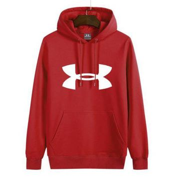 ICIK272 Trendsetter Under Armour Women Man Fashion Print Sport Casual Top Sweater Pullover Hoodie