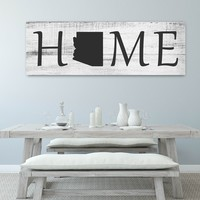 Big Home Canvas - A Beautiful Home Decor Canvas