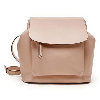Banana Republic Flap Backpack Size One Size - Rosy blush