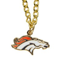 Denver Broncos - Logo Necklace