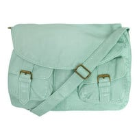 Double Buckle Crossbody Bag | Shop Accessories at Wet Seal