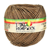 I-Tal Hemp Wick 250 ft Ball