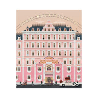 Wes Anderson Companion Book
