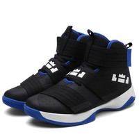 Beauty Ticks New Men Basketball Shoes Outdoor Basketball Athletic Sports Shoes Male Basketball Ankle Boots Women Unisex