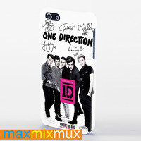 One Direction Book iPhone 4/4S, 5/5S, 5C Series Full Wrap Case