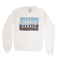 Inhale Exhale Sweatshirt