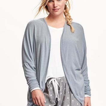 Best Plus Cocoon Cardigan Products on Wanelo