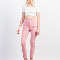 Super Soft High Waisted Pants