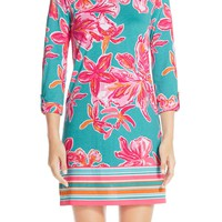 Lilly Pulitzer® 'Linden' Print Pima Cotton Shift Dress (Nordstrom Exclusive) | Nordstrom