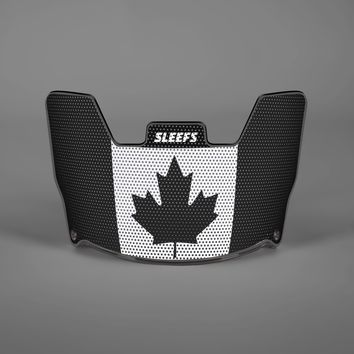 Canada Tactical Flag Helmet Eye-Shield Visor