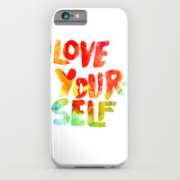 Love iPhone & iPod Case by David