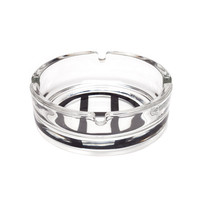 HUF - CIRCLE H ASHTRAY GLASS