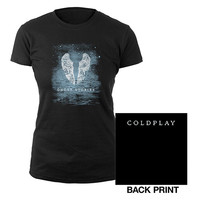 Coldplay Official Store | Pre-Order Ghost Stories Women's Tee*