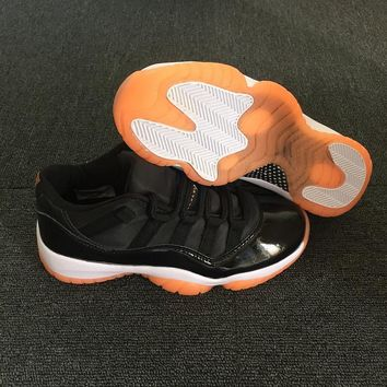 Air Jordan Retro 11 Gs Low Bleached Coral