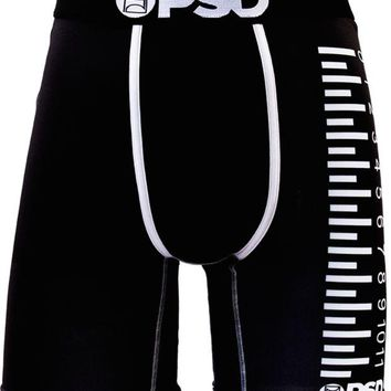 ONETOW PSD Measure Up Boxer Briefs In Black