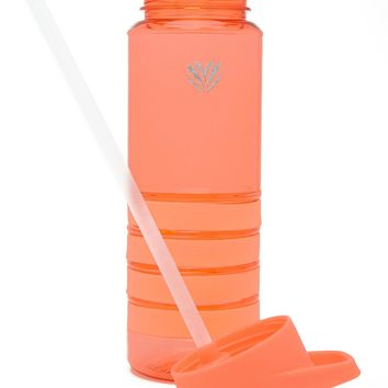 Active Striped Grip Bottle