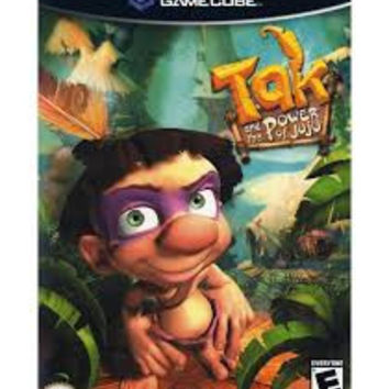 Tak and the Power of Juju [GameCube Game]