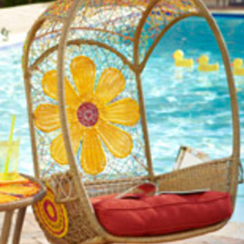 Outdoor Papasan Chairs & Swingasans : Papasan Furniture | Pier 1 Imports