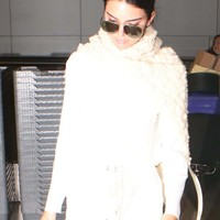 Kendall Jenner At Lax Airport In Los Angeles - May 26, 2017 - StalkCelebs