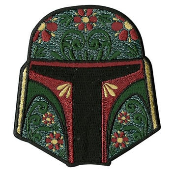 Star Wars Boba Fett Iron-On Patch