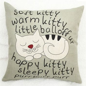 Decorative Pet Pillow Covers