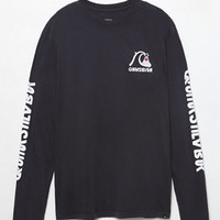 Quiksilver Crackle Long Sleeve T-Shirt at PacSun.com