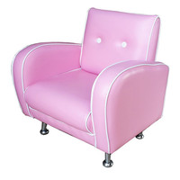Kids Upholstered Bedroom Chair Sofa Seating