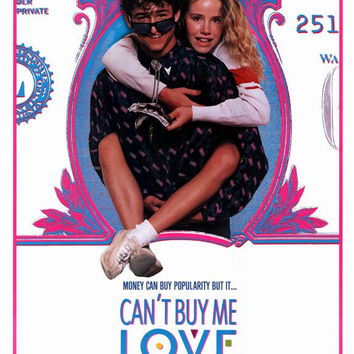 Can't Buy Me Love 27x40 Movie Poster (1987)