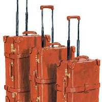 The Chesterfield Suitcase  Luggage  Bags | The J. Peterman Company $2600 - $3300